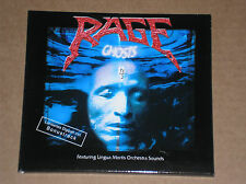 RAGE - GHOSTS - CD LIMITED EDITION DIGIPAK