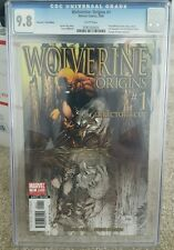 Wolverine: Origins #1 Director's Cut Edition  CGC 9.8 (old man logan)