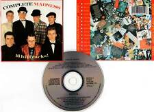 """MADNESS """"Complete"""" (CD) 16 Hits Tracks ! 1985"""