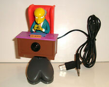 CAMERA USB POUR PC LES SIMPSONS MR.BURNS (14x7cm)