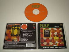 PULP/PRIMAL THE BEST OF THE FIRE YEARS(MUSIC/MCCD 375)CD ALBUM
