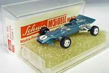 Schuco 842 Matra-Ford F1 Rennwagen blau #1 1/66 TOP & in OVP