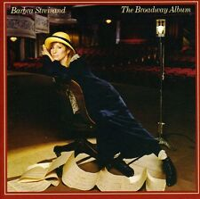 Broadway Album - Barbra Streisand (2002, CD NIEUW) Remastered