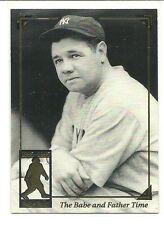 Babe Ruth    1995 Megacards Ruth     New York Yankees