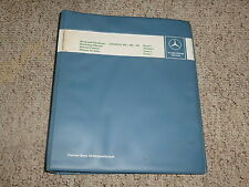 Mercedes Benz Unimog 403 406 413 416 OM312 OM352 Diesel Service Repair Manual