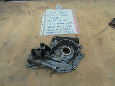 FIAT OIL PUMP PIERBURG A598 FROM 1.2 16 VALVE PETROL PUNTO AUTO MODEL 99-06