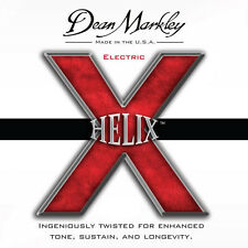 Dean Markley 2515 Helix HD Electric Guitar Strings 10-52 lthb gauge