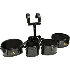 Trixon Field Series II Marching Toms Set of 4 Black