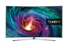 "SAMSUNG SUHD UE48JS9000 Smart 3D 4k Ultra HD 48"" Curved LED TV + Connect Box"