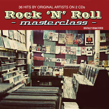Rock n Roll Masterclass-2CD-Larry Williams-The Crickets-Elvis Presley-PLAY 2-114