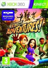 Kinect Adventures for Xbox 360 - Very Good - 1st Class Delivery