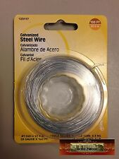 M00417 MOREZMORE 28 GA Steel Wire Sculpting Doll Figure Armature 100 ft A60