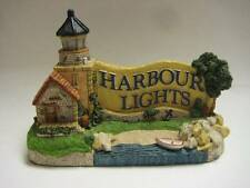 Harbour Lights Blue Legacy Lighthouse Sign #601 1994