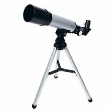 Original 90X Land and Sky Telescope Optical Glass Metal Tube Refractor Telescope