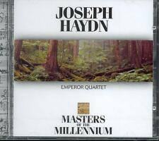 HAYDN: SYMPHONY NO 94, TRUMPET CONCERTO, EMPEROR STRING QUARTET - NEW CD (1999)