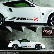 Decal Vinyl Fits NISSAN 350Z, 370Z Any Z Series, Old or New 2009 to 2017