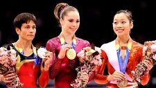 2011 Worlds: Women's Event Finals, Gymnastics BLURAY - Wieber/Mitchell/Raisman