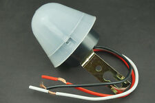 Waterproof adjustable sensitive Light Sensor Control Street Lamp Switch AC/DC12V