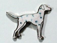 Dalmation Pin Badge  Dog PIN Large