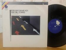 Bob Brookmeyer & Bill Evans,As Time Goes By,Blue Note LT-1100,Vinyl Jazz LP