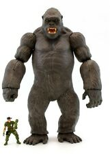 La terreur king kong island kong mega figure take control of the mighty monster