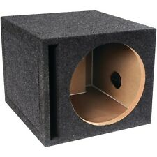 "ATREND E12SV BBox Series Single Vented Subwoofer Enclosure (12"""")"