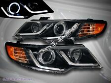FIT 2010-2013 FORTE COUPE/ FORTE CCFL HALO RIM R8  STRIP PROJECTOR HEADLIGHTS G2