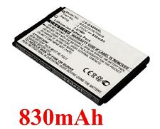 Batterie 830mAh type BA20203R79909 DAA-BA0009 Pour CREATIVE Zen Micro Photo