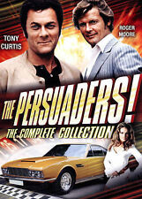 The Persuaders! (DVD, 2015, 8-Disc Set)