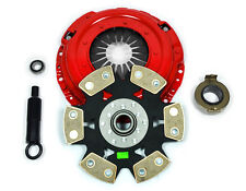 KUPP STAGE 4 CLUTCH KIT for 90-91 HONDA CIVIC CRX 1.5L 1.6L SOHC DX LX EX Si HF