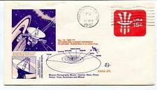 1980 Voyager One Closest Approach Saturn Cloud Tops Mission NASA-JPL USA SAT
