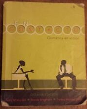 En contacto: Gramatica en accion (with Audio CD) (English and Spanish Edition)