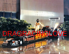 "Don ""Big Daddy"" Garlits 1986 ""Swamp Rat 30"" Top Fuel Dragster Smithsonian PHOTO!"