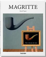 RENE MAGRITTE ~ MARCEL PAQUET ~ TASCHEN ~ PROFUSELY ILLUSTRATED ~ BRAND NEW ~ HC