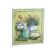 Herbs and Butterfly Dishwasher Magnet, by Collections Etc