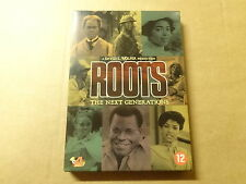 4-DISC DVD BOX / ROOTS: THE NEXT GENERATIONS (David L. Wolper)