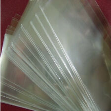 Plastic sleeves for paper money, 20pcs per lot  ***OPP保护袋 护币袋 纸币袋 5种规格***