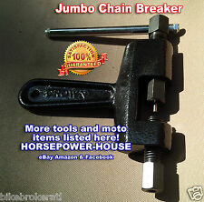 CHAIN TOOL BREAKER @ MOTORCYCLE DIRTBIKE ATV QUAD VERY STRONG DURABLE TOOL YES
