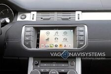 "Navigation RANGE ROVER EVOQUE 8"" Capacitive - Android, GPS, Wifi, 3G, USB, SD"