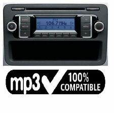 VW RCD 210  Original Autoradio MP3 VW T5 GOLF PASSAT TOURAN JETTA SCIROCCO