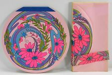 Stationery in the Round Vintage Pastels Stationery Tablet w/ Matching Envelopes