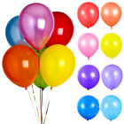 New 100Pcs Colorful Pearl Latex Balloons Celebration Party Wedding Birthday 10