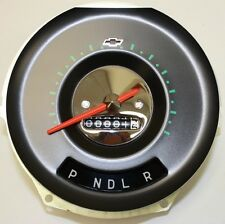 1957 CHEVROLET PASSENGER CAR SPEEDOMETER WITH AUTOMATIC TRANS NEW