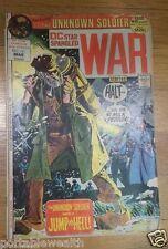 Star Spangled War Stories #161 Unknown Soldier Milk Peddler Comic Book