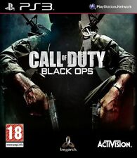 Call of Duty- Black Ops ps3 - Play Station 3- Excellent- 1st Class Fast Delivery