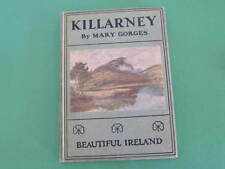 1912 Killarney by Mary Gorges Beautiful Ireland Book 64 pages
