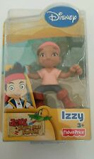 JAKE LE PIRATE FIGURINE IZZY FISHER PRICE SOUS BLISTER NEUF