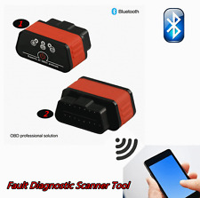 KW903 ELM327 Bluetooth Car OBD2 OBDII Auto Fault Diagnostic Scanner Auto Sleep