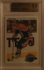 (HCW) 2010-11 Upper Deck Retro TAYLOR HALL BGS 9.5 Young Guns YG RC 9 9.5 9.5 10