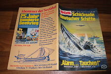 SOS  # 87 -- ALARM.... TAUCHEN // Unterseeboot: U 505 + U 23 // 1979